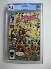 ELFQUEST, #1 / CGC 9.2 NM- {Marvel/Epic Comics, '85}