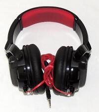 JVC Xtreme Xplosives HA-MR55X Headband Headphones - Black/Red