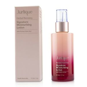NEW Jurlique Herbal Recovery Signature Moisturising Lotion 50ml Womens Skin Care