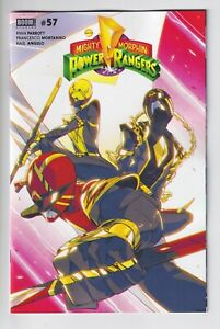 POWER RANGERS #1 NM 2020 Ryan Parrott Francesco Mortarino Boom! Studios