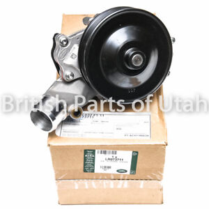Land Rover LR4 Range Rover & Sport Supercharged Water Pump 3.0/5.0L Genuine OEM