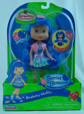 Strawberry Shortcake Blueberry Muffin Berries to Blossoms Doll Figure