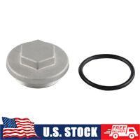 ATV Valve Tappet Cover Plug Oil Cap For Honda CT125 ATC200X XR185 XL250 CB100