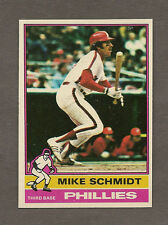 *BLAZER* 1976 Topps Baseball #480 Mike Schmidt NM-MT Near Mint Phillies HOFer