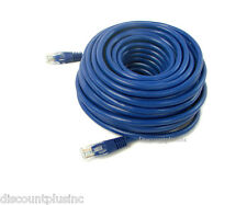 50FT 15M CAT5 CAT5E RJ45 ETHERNET CABLE CORD WIRE LAN NETWORK CONNECTOR INTERNET