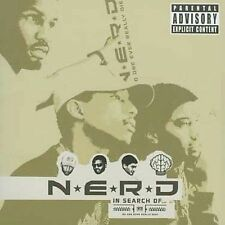 N*E*R*D - In Search Of ...         *** BRAND NEW CD ***