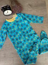 Pijama/Body de Batman DC para niño (Talla 18-24M)| Nuevo CON ETIQUETA
