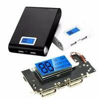Dual USB 1A 2.1A Mobile Power Bank 18650 Circuit Charger PCB Module Board Kit