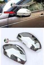 Spiegelkappen Chrom aus ABS fuer Range Rover Evoque Mirror Cover Chrome