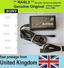 Genuine Original SONY AC POWER Adapter AC-L25 a b c Handycam DCR- HC1000e TRV480