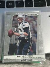 2013 Panini Prizm #64 Tom Brady patriots buccaneers! kc21