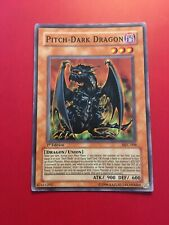 Yugioh Pitch-dark Dragon 1st Edition MFC-008