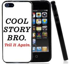 Cool Story Bro Tell It Again for Iphone5 5G Case Cover