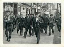 1918 Armed workers & soldiers in Berlin KARL MARX Labour movement CARD DDR 1955