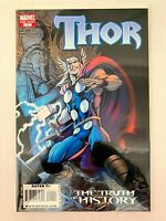 THOR #1 (the truth of history)  MARVEL HIGH GRADE 9.8 NM/MT