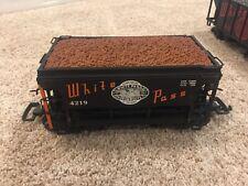 LGB 4219 White Pass & Yukon Hopper Coal Car