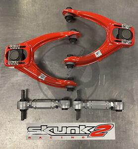 Skunk2 Tuner FRONT & REV REAR Camber Kit Combo For HONDA CIVIC 96-00 EK