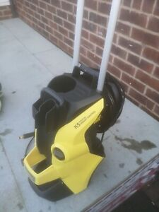Karcher K5  pirmium smart control    Pressure Washer(only unit) fully work. See