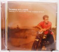 Robbie Williams + CD + Reality Killed The Video Star + Tolles Album mit 13 Songs