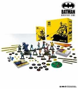 Batman Miniature Game Back to Gotham NIB