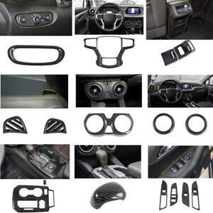 17pcs Car Accessories Interior Decoration Cover Trim For Chevy Blazer 2019-2021