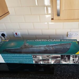 Revell 1/72 Platinum Edition GATO-Class US Navy Submarine (Limited Edition) # 05