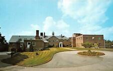 PETERBOROUGH, NH New Hampshire  MONADNOCK COMMUNITY HOSPITAL  Chrome Postcard