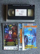 TIGERTAILZ - Bezerk live - VHS / TAPE