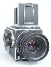 SUPERB HASSELBLAD 503CW Medium Format SLR Camera, ZEISS 80/2.8 LENS,A12 6X6 BACK