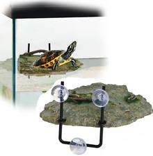 Turtle Floating Basking Platform - Small Suction Cup Aquatic Reptile Platform