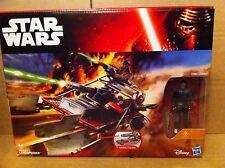 Star Wars The Force Awakens Desert Landspeeder with Finn Jakku Figure