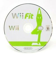 Wii Fit Nintendo Wii Game Only