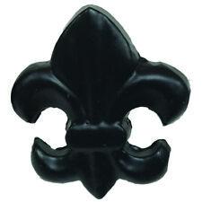 "1.8"" - FLEUR DI LIS - Clavos Nail - Hand Forged Iron Antique style Nail"