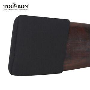 Tourbon Schaum stoßdämpfend Shotgun Neopren Buttstock Pad Slip On Recoil Pad