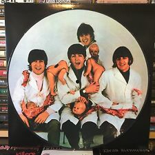 Beatles - Yesterday & Today Butcher & Trunk Cover Picture Disc LP