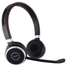 Incomplete Jabra Evolve 65 Wireless Bluetooth Headset / No Usb Adapter