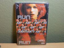 Run Lola Run (Dvd, 1999, Original in German) Franka Potente New Factory Sealed