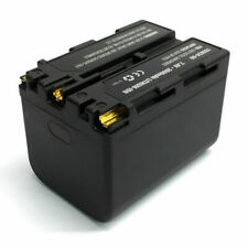 Replacement Battery for Sony NP-FM30 NP-FM50 NP-FM51 Video Camcorder