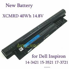 New Battery XCMRD 40Wh For Dell Inspiron 14-3442 14R-5421 14-3443 3531 15-3537