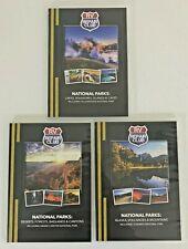 RV Repair Club 3 DVD Bundle National Parks Yellowstone Yosemite Grand Canyon
