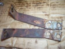 Vintage Minneapolis Moline 445 Tractor Seat Frame Supports 1957