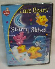 THE CARE BEARS Starry Skies DVD Cartoon 2002 NEW