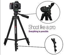 """AGFAPHOTO 50"""" Pro Tripod With Case For Nikon D40 D40x"""