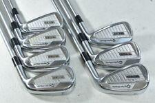 TaylorMade P760 4-PW Iron Set Right KBS Tour X-Taper Extra Stiff Steel # 106251