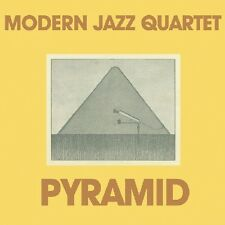 The Modern Jazz Quartet - Pyramid [New CD]