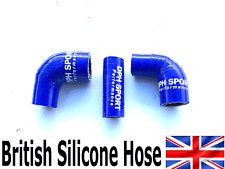 FORD MONDEO ST220 SILICONE ROCKER BREATHER HOSE KIT BLUE