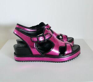 Pink metallic OPENING CEREMONY sandals Eu 39 US 9