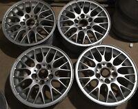 4 BMW BBS LLANTAS DE ALUMINIO 7x16 Et46 Aleación Rims JANTES rx229 CABRIO