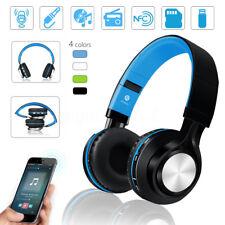 SLIM Bluetooth Wireless Stereo Headphones/Headset For iPhone,iPad,Samsung Galaxy