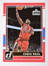 2015-16 Donruss Rebounds #2 Chris Paul /46 - NM-MT